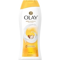 Olay Body Wash Moisture Outlast Ultra Moisture Food Product Image