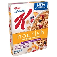 Special K Cereal Food Product Image