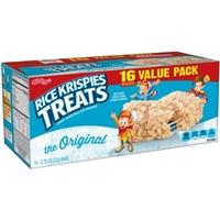 Kellogg's Rice Krispies Treats Original - 16 CT Food Product Image