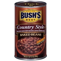 BUSH'S BEST Country Style Baked Beans Food Product Image