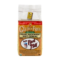 Bob's Red Mill Organic Creamy Buckwheat Hot Cereal Gluten Free Food Product Image