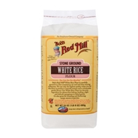 Bob's Red Mill White Rice Flour Stone Ground Food Product Image