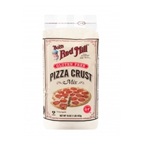 Bob's Red Mill Gluten Free Pizza Crust Mix Food Product Image
