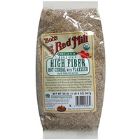Bob's Red Mill Hot Cereal With Flaxseed Food Product Image