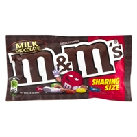 M&M's Sharing Size Milk Chocolate Food Product Image