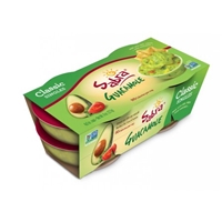 Sabra Guacamole Classic Singles - 4 CT Food Product Image