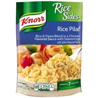 Knorr Rice Sides Rice Pilaf Food Product Image
