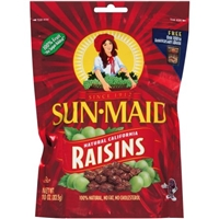 Sun-Maid Natural California Raisins Food Product Image