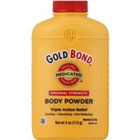 Gold Bond Body Powder Original Strength Food Product Image