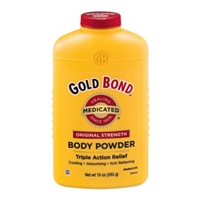 Gold Bond Medicated Body Powder Original Strength Food Product Image