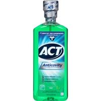 Act Anticavity Mouthwash Mint Food Product Image