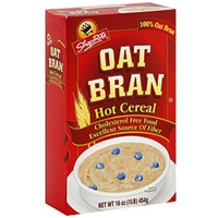 Shoprite Hot Cereal Oat Bran Food Product Image