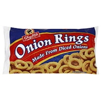 Shoprite Onion Rings Food Product Image