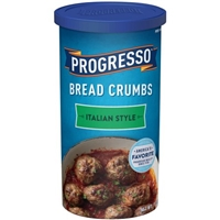 Progresso Italian Style Bread Crumbs Food Product Image