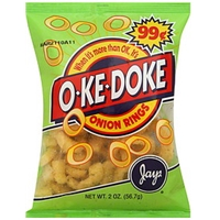O-Ke-Doke Onion Rings Food Product Image