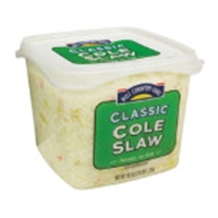 Hill Country Fare Coleslaw Food Product Image
