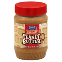Hill Country Fare Creamy Peanut Butter Food Product Image