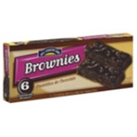 Hill Country Fare Brownies Food Product Image