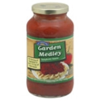 Hill Country Fare Garden Medley Spaghetti Sauce Food Product Image