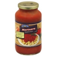Hill Country Fare Marinara Spaghetti Sauce Food Product Image