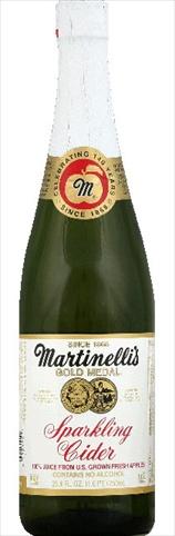 Martinelli's Gold Medal Sparkling Cider Food Product Image
