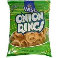 Wise Onion Rings Food Product Image