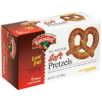 Pretzels Pretzels Soft Food Product Image
