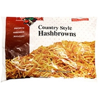 Hannaford Hashbrowns Country Style Food Product Image