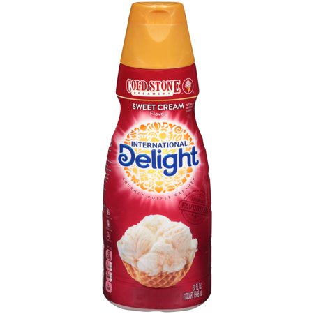 International Delight Gourmet Coffee Creamer Sweet Cream Food Product Image