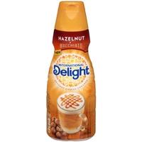 International Delight Cinnabon Coffee Creamer Allergy and Ingredient Information