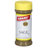 Adams Rubbed Sage Food Product Image