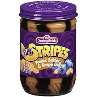Springfield Fun Stripes Peanut Butter W/Grape Jelly