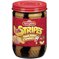 Springfield Fun Stripes Peanut Butter W/Strawberry Jelly Product Image