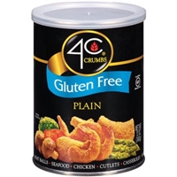 4C Crumbs Gluten Free Plain Food Product Image