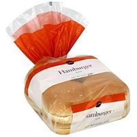 Publix Hamburger Buns Food Product Image