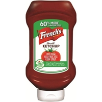 French's Tomato Ketchup Food Product Image