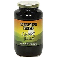 Stratford Farms Grape Jelly Food Product Image