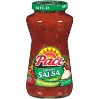 Pace Mild Chunky Salsa Food Product Image