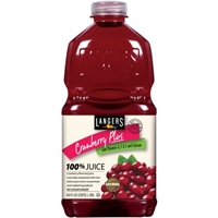 Langers Cranberry Plus 100% Juice Food Product Image