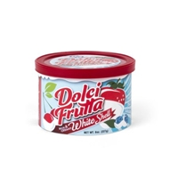 Dolci Frutta Creamy White Shell Food Product Image