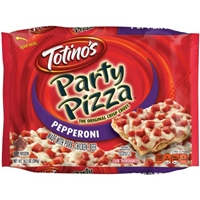 Totino's Party Pizza Pepperoni Food Product Image