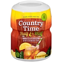 Country Time Drink Mix Pink Lemonade Allergy And Ingredient Information