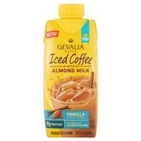 Gevalia Kaffe Iced Coffee with Almond Milk Vanilla Food Product Image