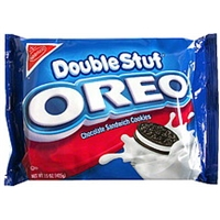 Oreo Chocolate Sandwich Cookies Double Stuff Product Image