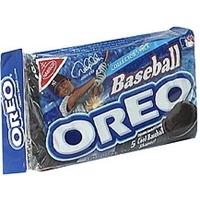 Oreo Chocolate Sandwich Cookies Baseball Product Image