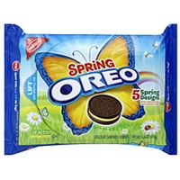Oreo Cookies Chocolate Sandwich, Spring Edition Food Product Image
