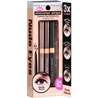Physicians Formula Shimmer Strips Eyeliner Trio for Nude Eyes Food Product Image