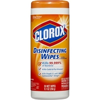 Clorox Disinfecting Wipes - 35 CT Food Product Image