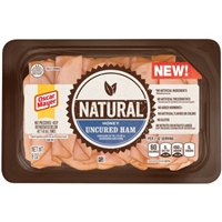 Oscar Mayer Naturals Honey Ham Food Product Image