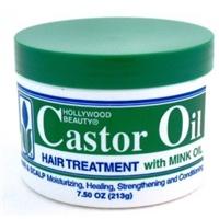 Hollywood Beauty Castor Oil Hair Treatment Food Product Image